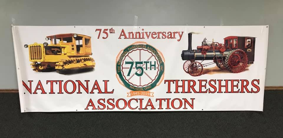 75th Annual Threshers Reunion, June 27th through June 30th, Fulton County Fairgrounds