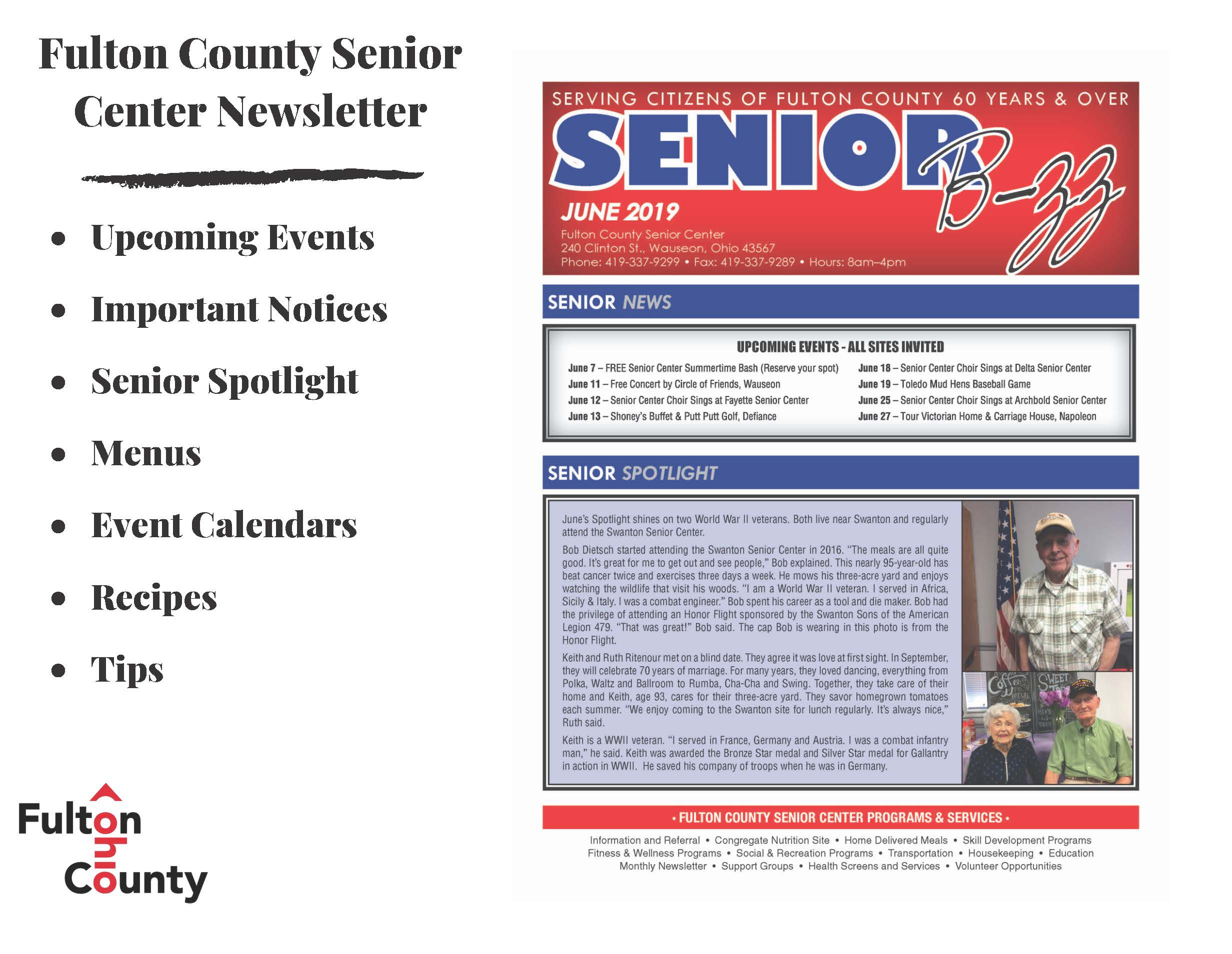Website image June 2019 Senior Bzz