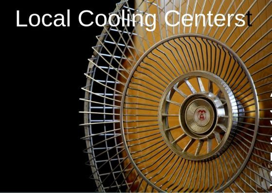 Local Cooling Centers