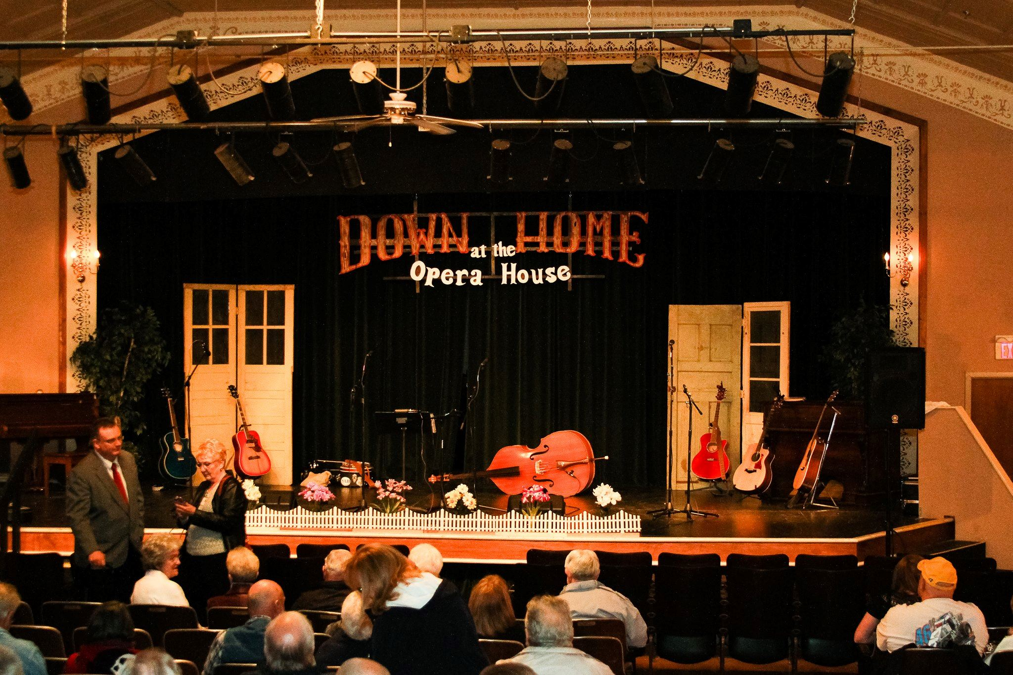 Down Home at the Opera House, October 26th at 7 PM, Fayette Opera House, 105 E Main St, Fayette, Oh
