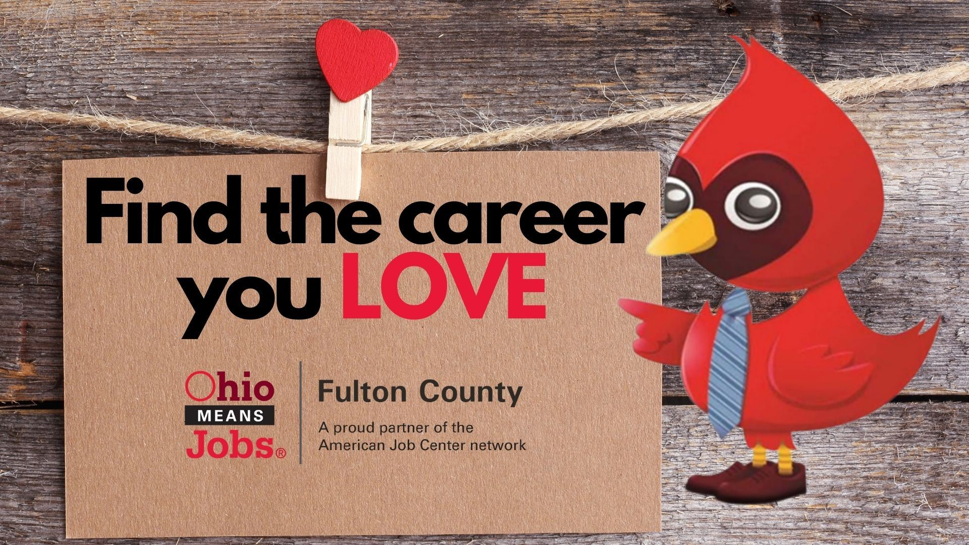 Find the Career you LOVE