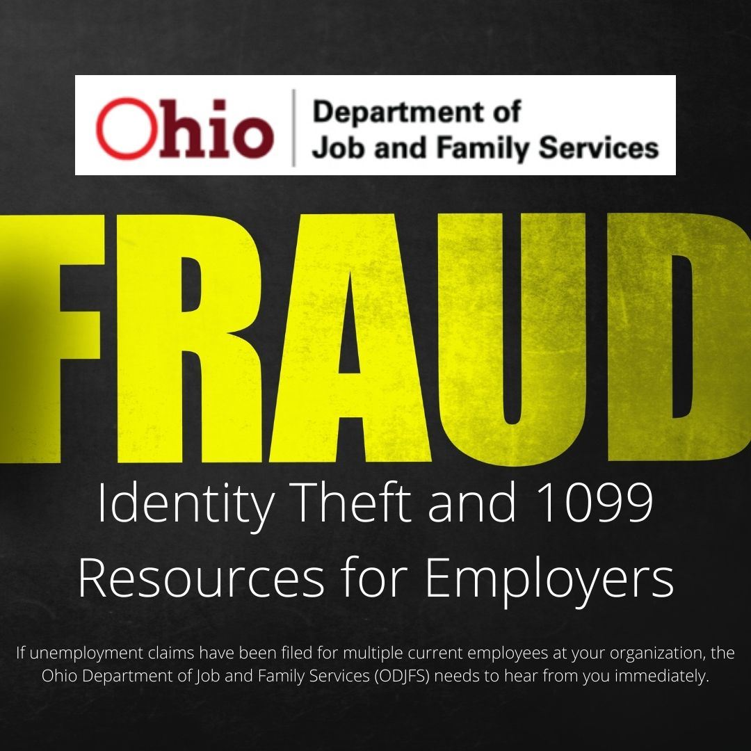 Identity Theft and 1099 Resources for Employers