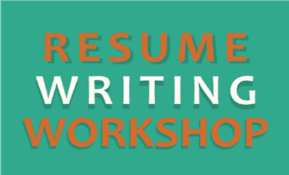 Resume writting Workshop