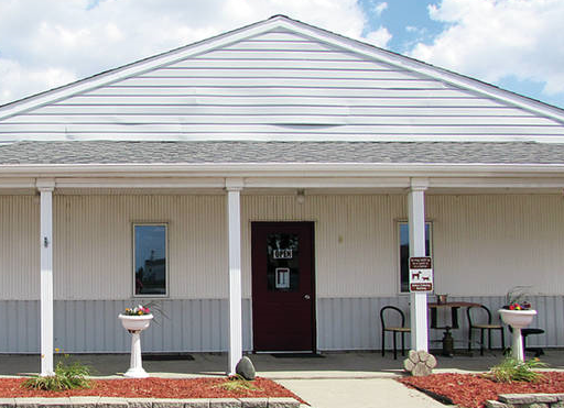 Fulton County Humane Society building