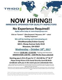 PIC GROUP NOW HIRING