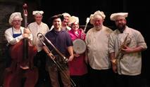 Ragtime Rick and the Chefs of Dixieland Fayette Opera House