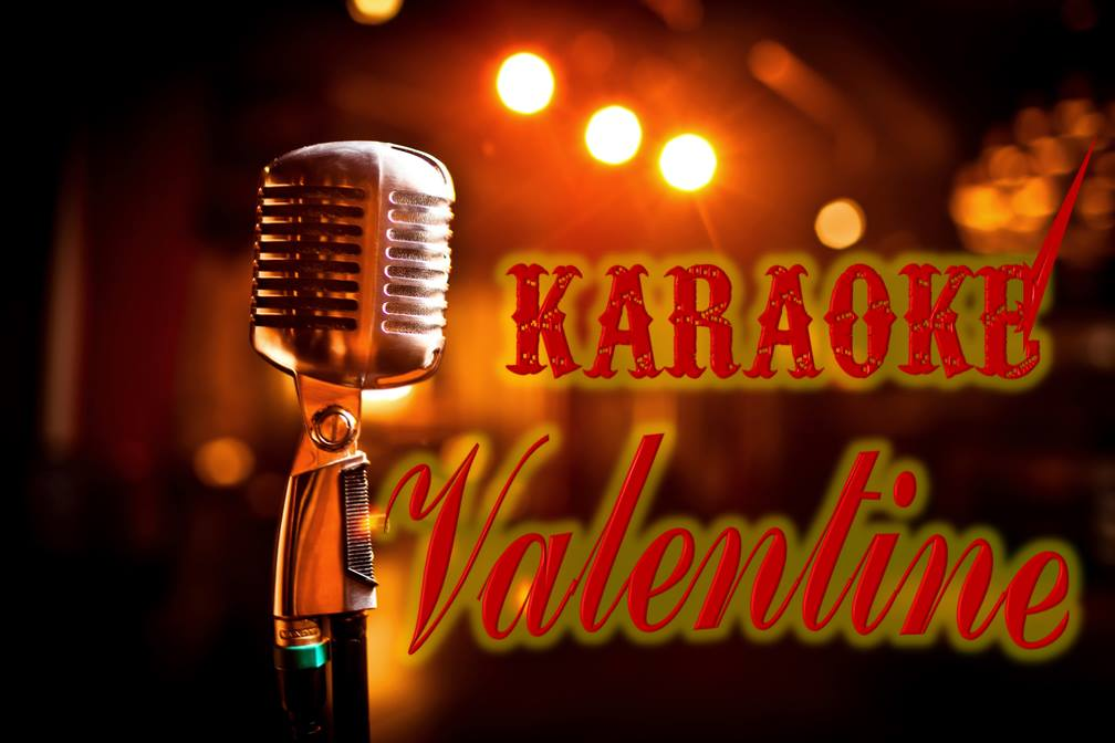 Karaoke Valentine at The Upper Crust