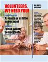 Senior Center Volunteer Flyer