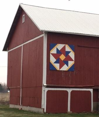 Barn Quilt Trail Photo